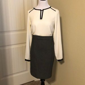 Express High waist pencil skirt